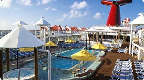 carnival cruise inspiration line
